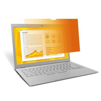 3M Zlatý privátní filtr na notebook 14.0'' widescreen (GF140W9B) 16:9