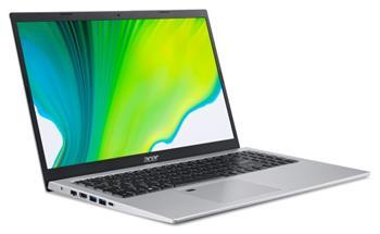 """Acer Aspire 5 (A515-56-380A) i3-1115G4/4GB+4GB/256GB SSD/15.6"""" FHD IPS LED LCD/W10 Home/Silver"""