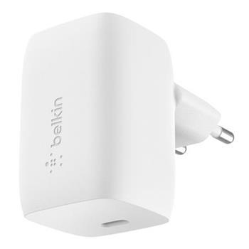 Belkin 60W USB-C GaN nástěnná nabíječka, bílá
