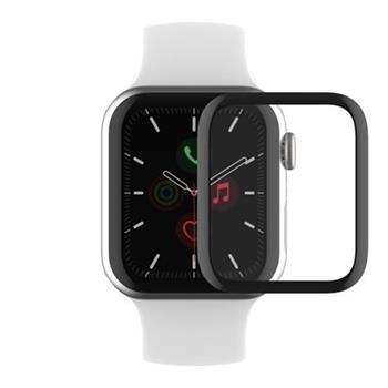 Belkin ochranné sklo pro Apple Watch Série 4/5/6/SE - zahnuté (40 mm) - voděodolné