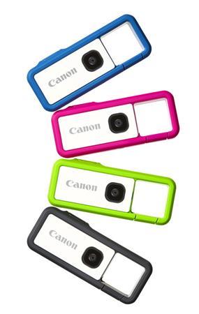 Canon IVY REC - voděodolná a nárazuvzdorná akční kamera, Pink