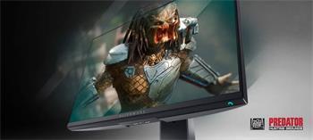 "Dell Alienware AW2521HFA 25"" wide/1ms/1000:1/FHD/HDMI/DP/USB 3.0/Adaptive Sync/IPS panel/240Hz//cerny"