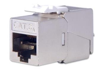 DIGITUS CAT 6A Keystone Jack, připojení bez použití nářadí