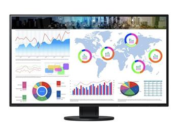 "EIZO 31,5"" EV3285-BK, IPS-LED, 4K UHD, 350 cd/m2,"