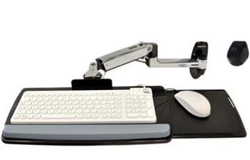 "ERGOTRON KEYBOARD ARM,WITH 9"" EXTENSION,"