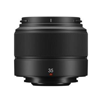 Fujifilm FUJINON XC35MM F2 - Black