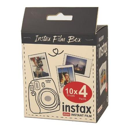 Fujifilm INSTAX MINI FILM 4 PACK