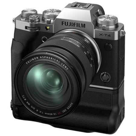 Fujifilm X-T4 - 26,1MP - Black