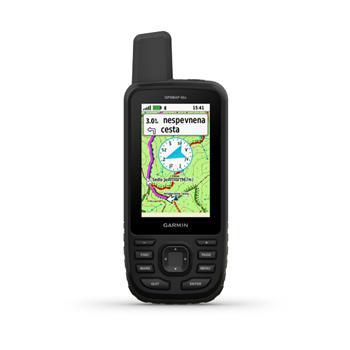 GPSmap 66s + SK TOPO