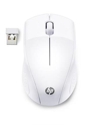 HP 220 - bezdrátová myš - bílá