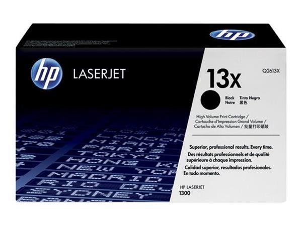 HP Q2613X Toner 13X pro LJ 1300, (4000 stran), Black