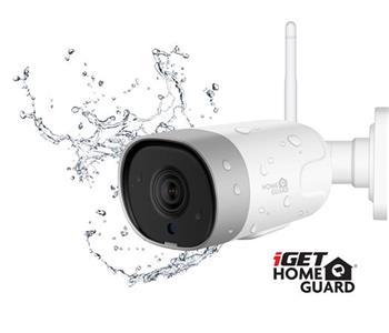 iGET HOMEGUARD HGWOB852 - Venkovní odolná IP kamera s online sledováním - rozlišení FullHD 1080p (1920 x 1080)