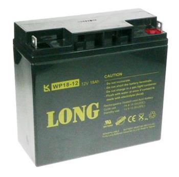 Long 12V 18Ah olověný akumulátor HighRate F3 (WP18-12SHR)