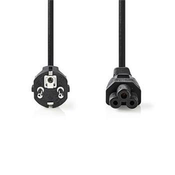 Nedis CEGP10130BK30 - Napájecí Kabel | Schuko Zástrčka - IEC-320-C5 | 3 m | Černá barva