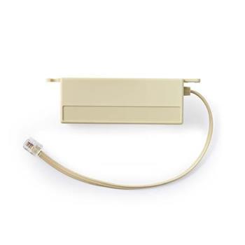 Nedis TCGP90825IV02 - Telekomunikační kabel | RJ11 Zástrčka – 5x RJ11 Zásuvka | 0.2 m | Slonovinová