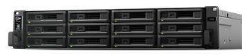 Synology DiskStation SA3600, 12x SATA server, 16Gb LAN