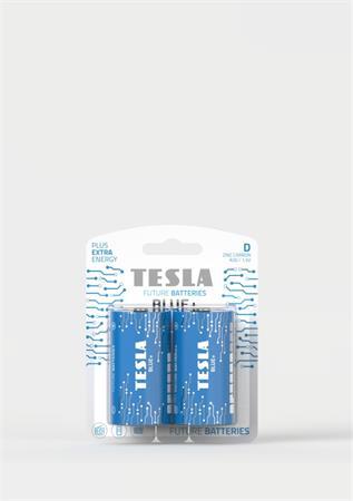Tesla D BLUE+ zinkouhlíková, 2 ks, ND