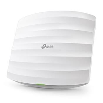TP-Link Wireless AP, EAP245, AC1750, 1300Mbps 5GHz + 450Mbps 2.4Ghz, 802.11ac/a/b/g/n, 1xGLAN, PoE, montáž na strop/zeď