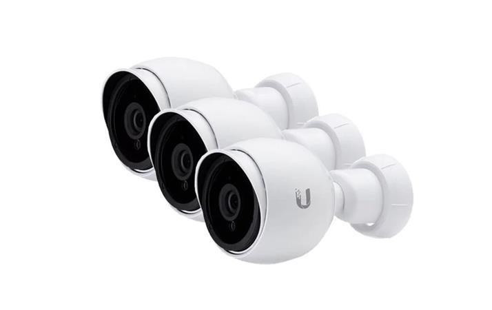 Ubiquiti UVC-G3-BULLET-3, UniFi Video Camera G3 Bullet, 3-pack